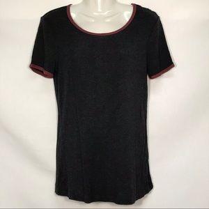 Garage T Shirt Top Womens Petite Size SP